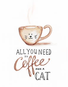 Coffee_Cat_kaart