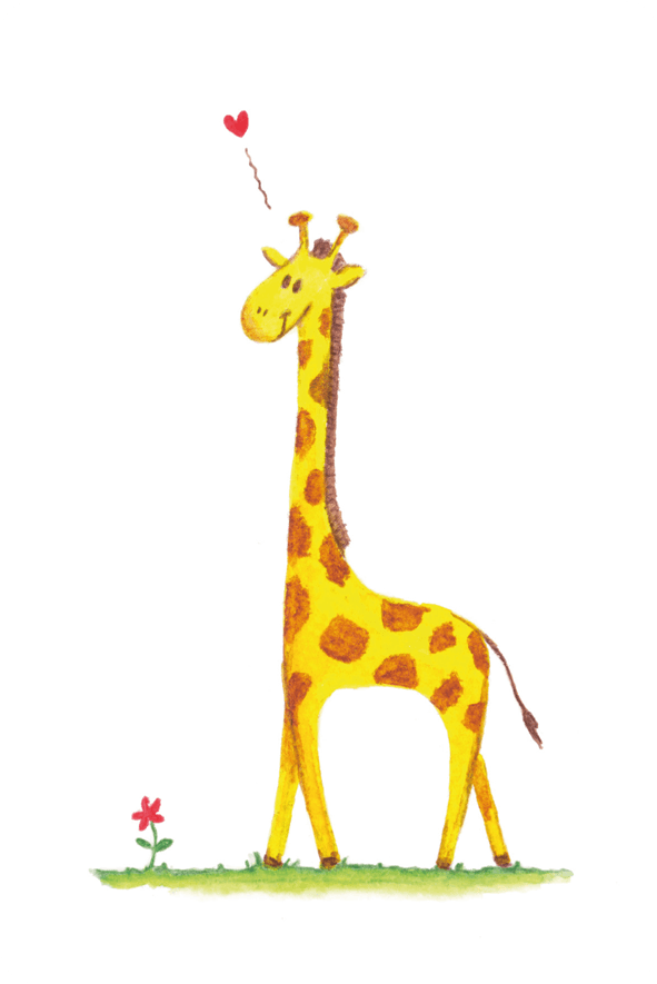 Giraffe_100X150