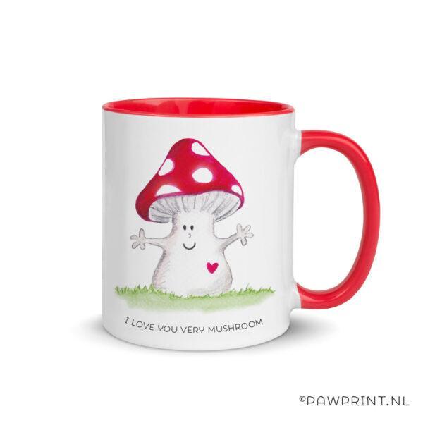 Mushroom Love Mok